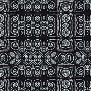 floral patchwork batik 19