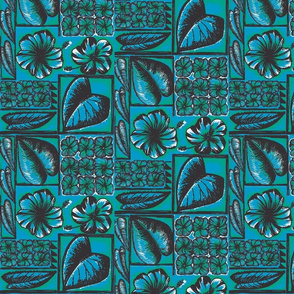 Flora Pacifica  lagoon
