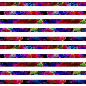 RB florals & stripes