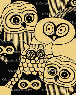 Yellow Owls