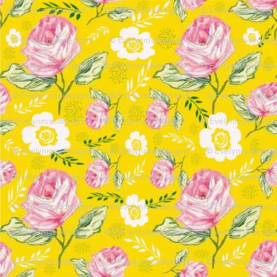 Jessica Rose Yellow