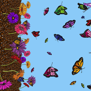 Jellybean Butterflies - long version