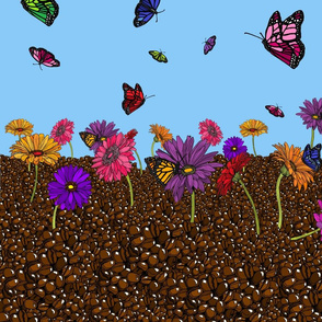 Jellybean Butterflies - short length