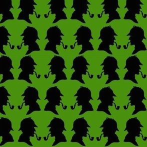 SherlockHolmes-Green