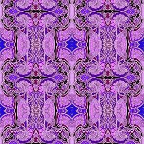 Her Majesty Likes Purple