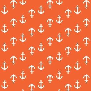 Orange Anchors