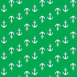 Green Anchors