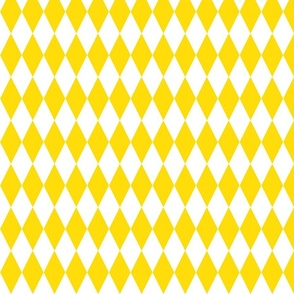 yellow harlequin