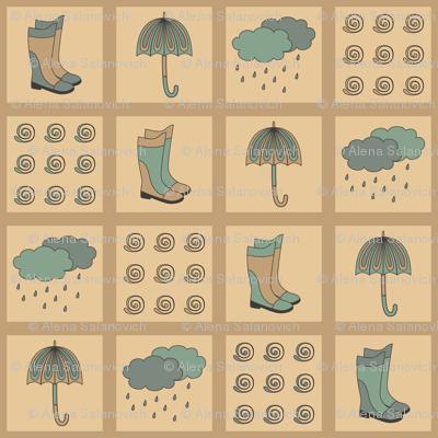 Rainy Day design