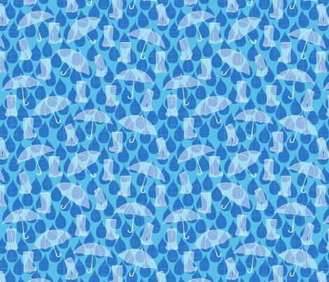 Splish Splash fabric by horn&ivory on Spoonflower - custom fabric