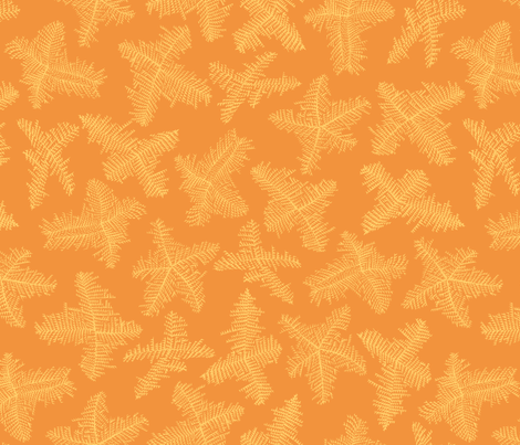 sunrise frost fabric by weavingmajor on Spoonflower - custom fabric