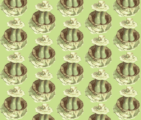 Fountains of Wellington fabric by seedtosalad on Spoonflower - custom fabric