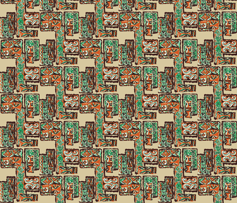 001-ch-ch-ch-ch fabric by sophista-tiki_by_dawn_frasier on Spoonflower - custom fabric