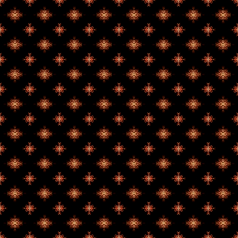 Etoiles Noires fabric by loriwierdesigns on Spoonflower - custom fabric