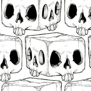Cube Skulls