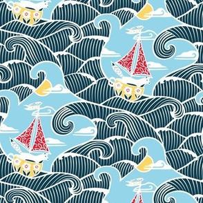 Set Sail - Multicolor