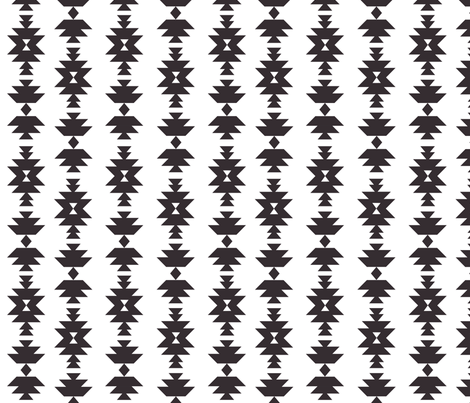 Tribalfabric fabric by milchundhonig on Spoonflower - custom fabric