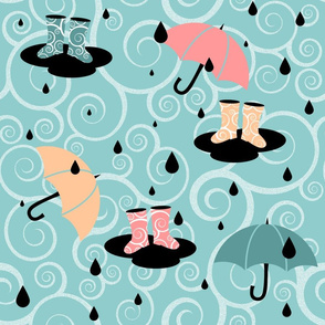 If It Weren't for your Gumboots - Mint
