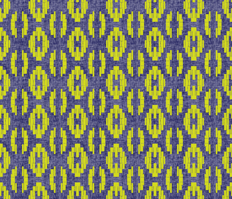 tribal_ikat fabric by holli_zollinger on Spoonflower - custom fabric