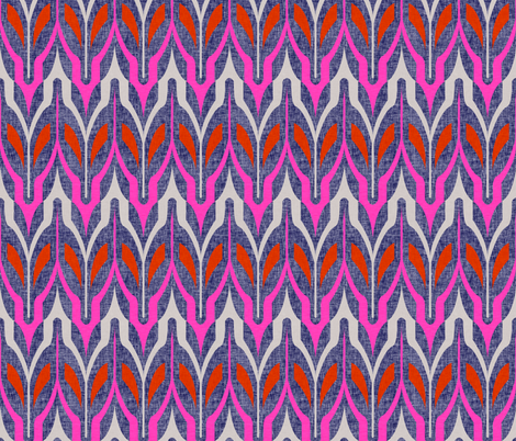 chaka fabric by holli_zollinger on Spoonflower - custom fabric