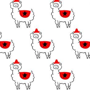 Party Llama - 6x4