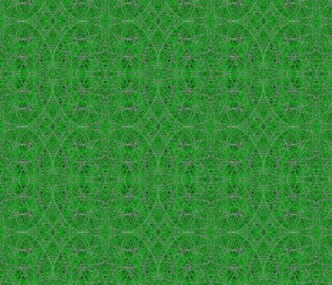 Green Abstract fabric by angelandspot on Spoonflower - custom fabric