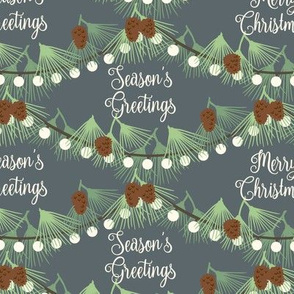 12 Joys of Christmas: Pine Greetings