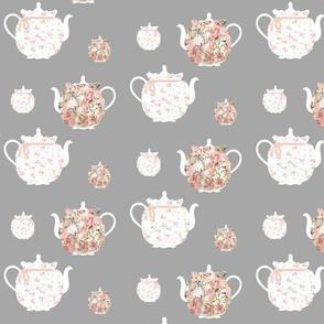 Teapots and Tea cozies