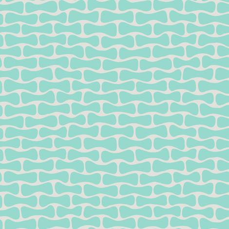 water bricks fabric by darcibeth on Spoonflower - custom fabric