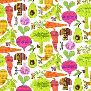 Organic Fruitation Veggies
