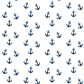 Navy Anchors