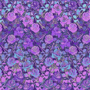 Rosey Posey (purple)