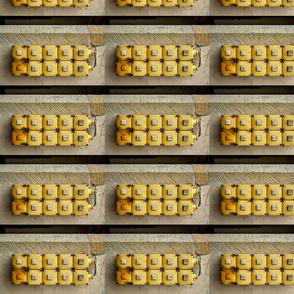 Mini Gelbe Schalter