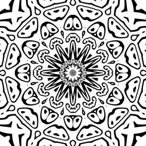 Floral Pattern 5 Large