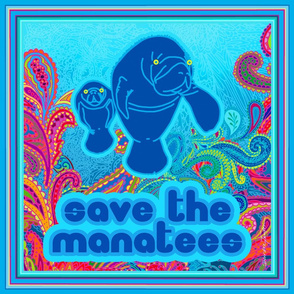 Save the Manatees