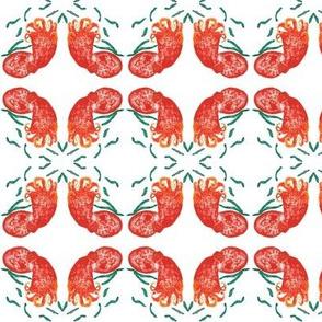 The Orange Octopus