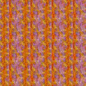 Tangerine Purple Swirl