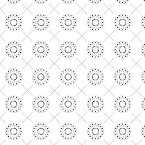 Arabian geometric patterns #9