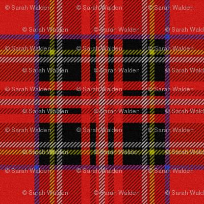 Royal Stewart Tartan ~ Wee