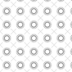 Arabian geometric patterns #10