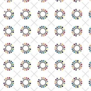 Arabian geometric patterns #11