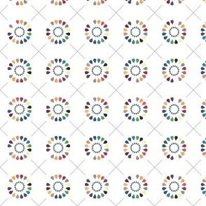 Arabian geometric patterns #12