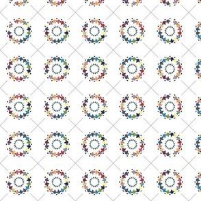 Arabian geometric patterns #13