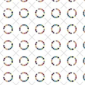 Arabian geometric patterns #14