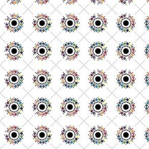 Arabian geometric patterns #15