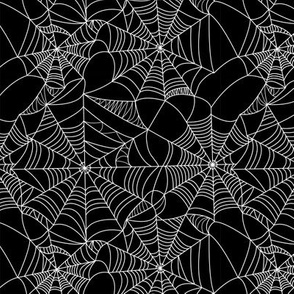 Spider Web // Black