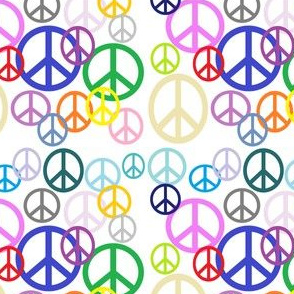 Peace Sign Collage