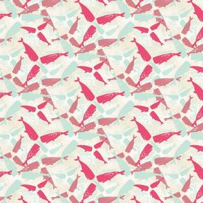 Pinwheel Whales