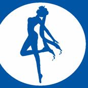 Sailor Moon Silhouette -royal blue-