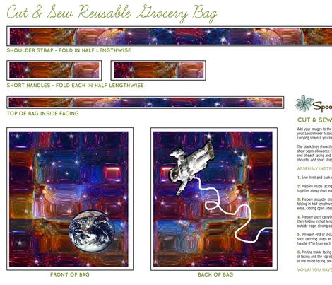 Pattern-FLOATING_IN_SPACE fabric by jadonelson on Spoonflower - custom fabric